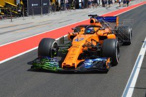 Alonso nem ül autóba az első belga edzésen