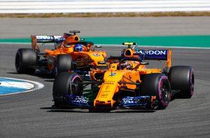 A McLaren megbízható autót akar a téli tesztekre