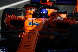 Alonso nem bánná, ha esne a Magyar Nagydíjon