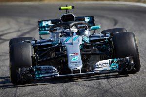 Rajtbüntetésért cserébe beveti új motorját a Mercedes Belgiumban