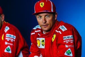 Így jelentette be Räikkönen a csapatváltást