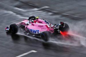 Megvan a Force India új neve, elvették a csapat összes pontját