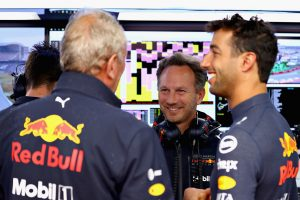 Ricciardo a hét elején aláírná új szerződését