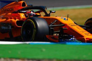 Kicserélte Vandoorne kasztniját a McLaren
