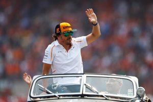 Hivatalos: Alonso elhagyja az F1-et