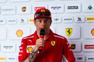 Olasz sajtó: A Ferrari hamarosan bejelenti, hosszabbít Räikkönennel