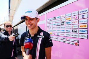 """A Force India elengedi Ocont a Renault-hoz egy """"rakás pénzért"""" cserébe"""