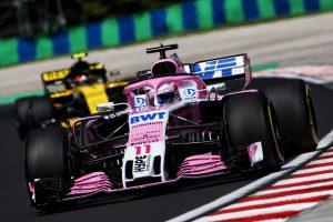 Csődeljárás indult a Force India F1-es csapata ellen