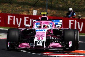 Megmenekült a Force India F1-es csapata