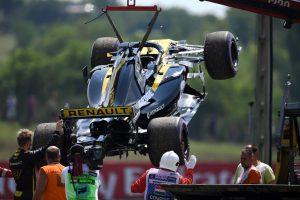Magyar sportbírók miatt aggódott a Renault a Hungaroringen