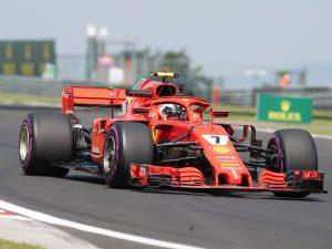 Räikkönen: Az autó úgy teljesít, ahogy vártuk