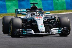 Hamilton dominált a Hungaroringen, mindkét Ferrari a dobogón!