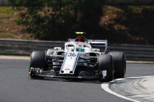 A Sauber már a topcsapatokhoz méri magát