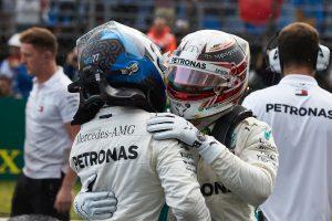 Hamilton fontolóra vette, hogy visszaengedi Bottast
