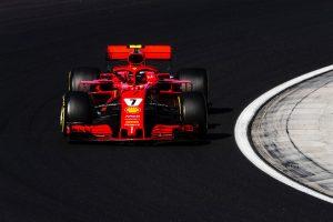Räikkönen és Kubica is tesztel ma a Hungaroringen