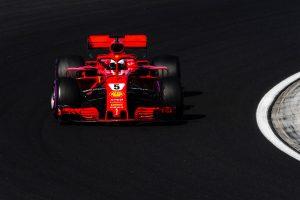 Ferrari-elsőség és hatalmas baleset a második monzai szabadedzésen