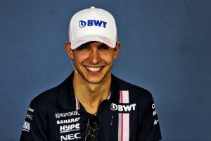 Ocon: Idő kérdése, hogy a Mercedes színeiben versenyezzek