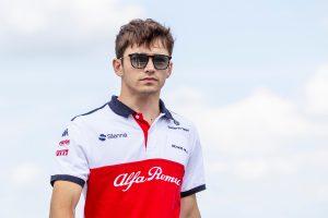 Leclerc: Ha nem leszek elég jó, rúgjon ki a Ferrari!
