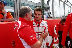 Bianchi álmát is valóra váltja Leclerc