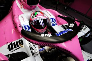 Perez a leggyorsabb, Vettelnek gondjai vannak Monzában