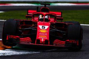 Vettel és a Ferrari a leggyorsabb az amerikai időmérő előtt!