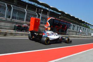 Fotók: Folytatódik az F1-es teszt a Hungaroringen