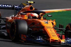 Változik az F1-es Belga Nagydíj rajtrácsa