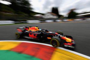 Nehezen indult Ricciardo belga hétvégéje