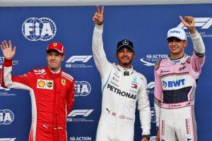 Vettel és Hamilton egy emberként állt ki Ocon mellett