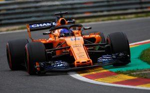 Alonso új kasztnit kap a belgiumi rajtbaleset után