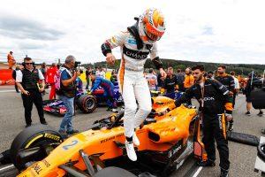 A McLaren semmit sem fejlődött a szezon kezdete óta