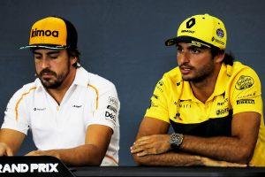 Sainz biztosan kikéri majd Alonso tanácsait