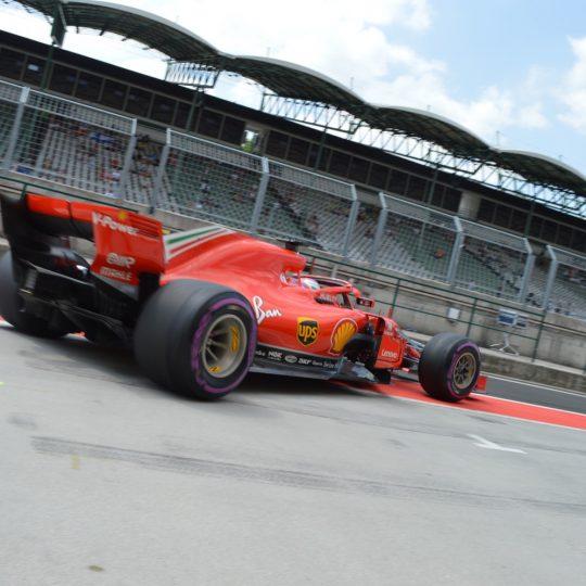 Hungaroring, in-season test, Day 2, Kimi Räikkönen Ferrari