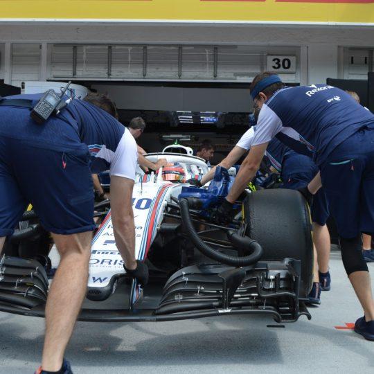 Hungaroring, in-season test, Day 2, Robert Kubica Williams