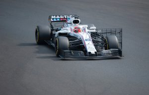 Kubica a 2019-es fejlesztéseken dolgozott a Hungaroringen