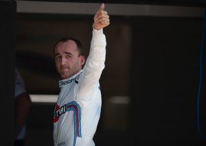 Williams: Szükségünk van Kubica küzdőszellemére