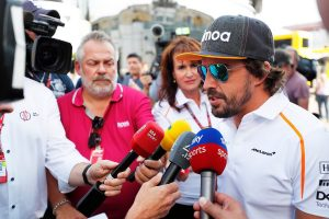 Alonso: Egyetlen döntésemet sem bánom!