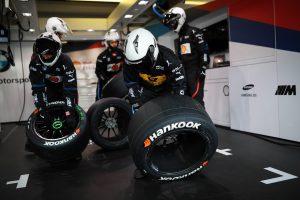 F1-es autót is vett a Hankook a gumitesztekhez