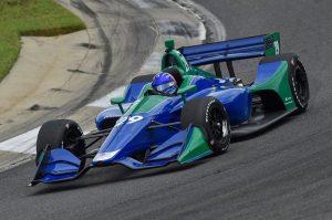 Videó Alonso IndyCar-tesztjéről
