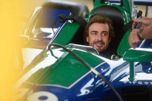 Fotók: Alonso újra IndyCar-autóban