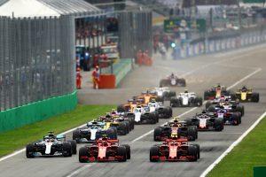 Az F1-es pontverseny állása az Olasz Nagydíj után