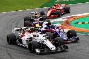 Videó: A legjobb onboard-felvételek az F1-es Olasz Nagydíjról