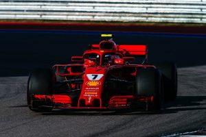 Räikkönen: Már az időmérőn sem voltunk elég gyorsak…