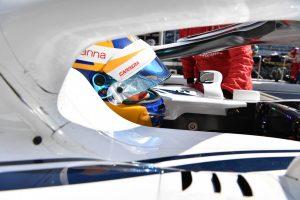 Gyorshír: Baleset után piros zászló az F1-es időmérőn