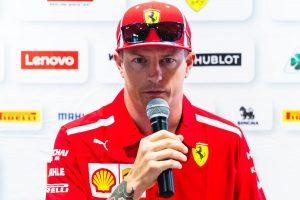 Így köszönte meg a szülinapi jókívánságokat Räikkönen