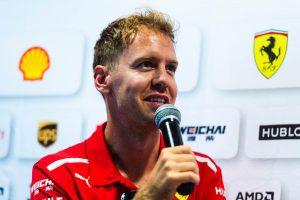 Vettel: Még hiszek abban, hogy van esélyünk!