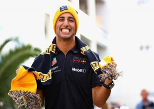 Ricciardo szerint biztatóak az eddigi jelek