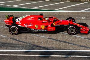 Új padlólemezt vet be Austinban a Ferrari