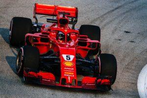 Vettel agresszív gumitaktikával készül az Orosz Nagydíjra