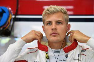 Ericsson szeretné szépen lezárni a szezont a Sauberrel